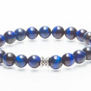 Gemini Armband - Chic Dark Blue Night -0