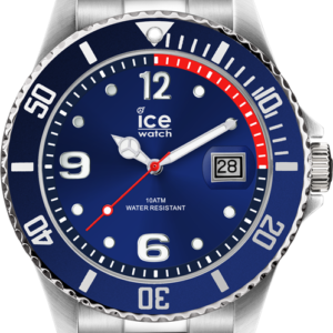 ICE metal - Blue silver - 015 771-0