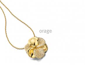 Orage Halsketting - AP031-0