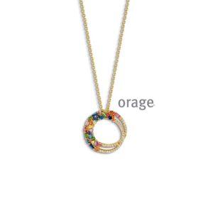 Orage Halsketting - AP065-0