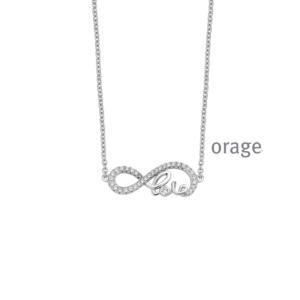 Orage Halsketting - V1311-0
