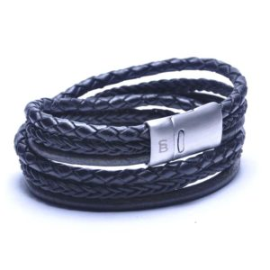 Steel & Barnett - Bonacci Black
