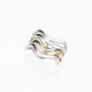 Manu ring - 1168BR