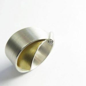 Manu ring - R1180BR