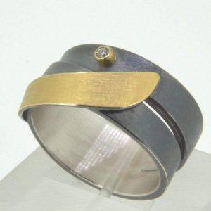 Manu ring - R1087BR